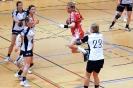 Spielszenen aus dem DHB-Pokalspiel gegen den Vfl Oldenburg