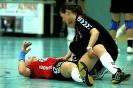 Spielszenen aus dem Spielen gegen Mainzlar